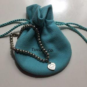 ad608955b6feb Women's Used Tiffany Silver Bracelets on Poshmark